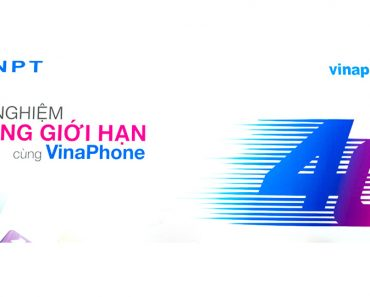 Gói cước 4G Vinaphone
